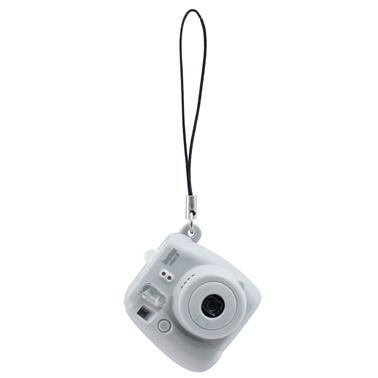Fujifilm instax Gri Minyatür mini 9 Anahtarlik Renkli